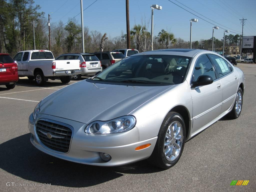 2004 chrysler concorde limited bright silver metallic color taupe. Cars Review. Best American Auto & Cars Review