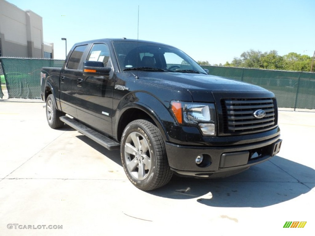 2011 ebony black ford f150 fx2 supercrew 54913070 car color galleries. Black Bedroom Furniture Sets. Home Design Ideas