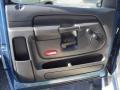 Dark Slate Gray Door Panel Photo for 2002 Dodge Ram 1500 #54959452