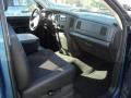 2002 Atlantic Blue Pearl Dodge Ram 1500 ST Regular Cab  photo #10