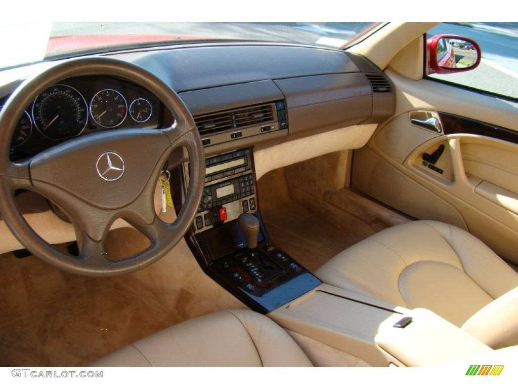 20+ 2000 Mercedes Sl500