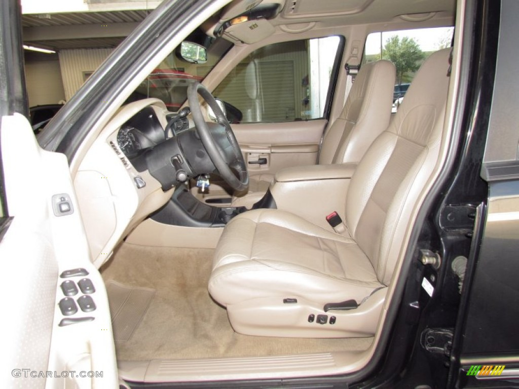 the gallery for ford explorer 2006 interior