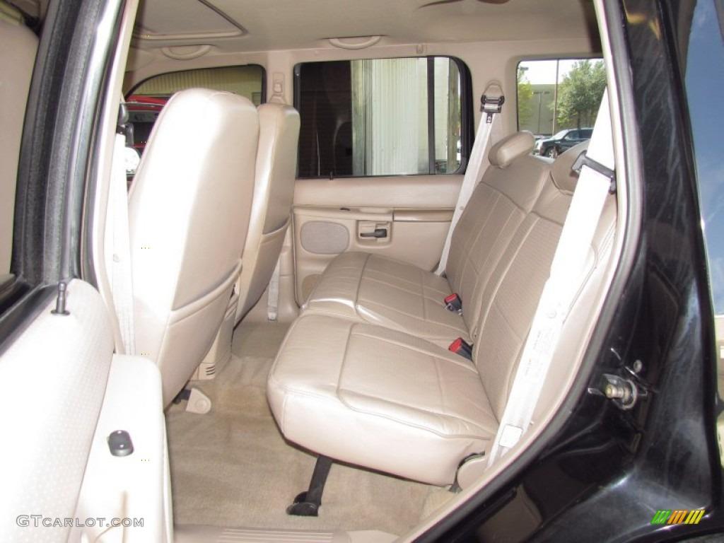 1998 Ford Explorer Xlt Interior Photos