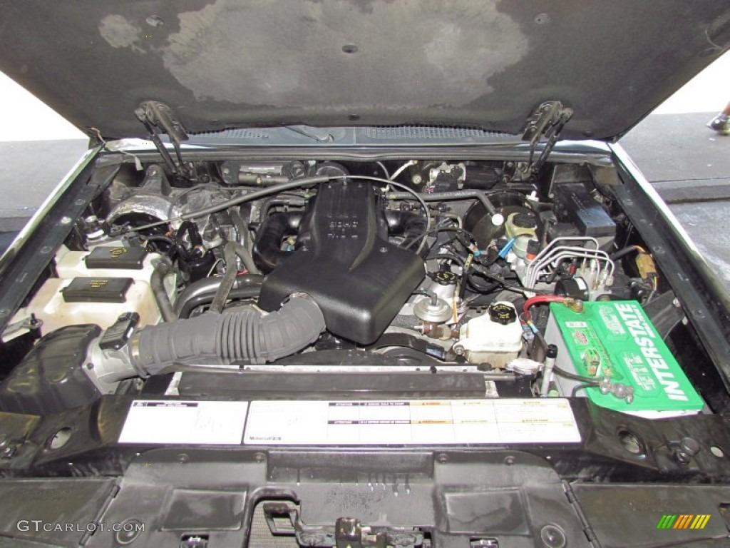 1998 Ford Explorer XLT Engine Photos   GTCarLot.com