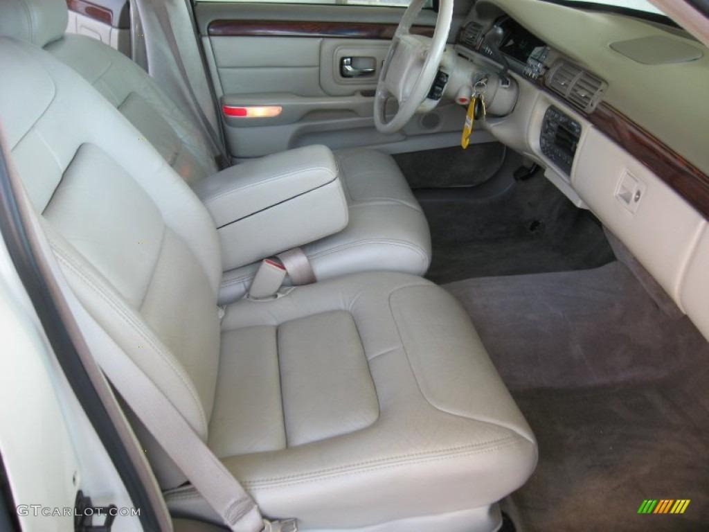 Camel Interior 1997 Cadillac Deville Sedan Photo 54978373