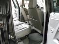 2008 Brilliant Black Crystal Pearl Dodge Ram 3500 Laramie Quad Cab 4x4 Dually  photo #20