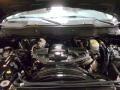 2008 Brilliant Black Crystal Pearl Dodge Ram 3500 Laramie Quad Cab 4x4 Dually  photo #25