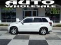 White Pearl 2007 Suzuki Grand Vitara XSport