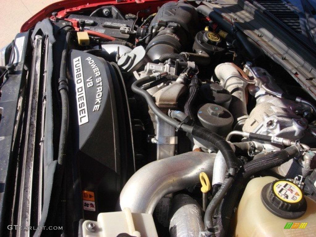 2008 ford f250 super duty fx4 supercab 4x4 6 4l 32v power stroke turbo diesel v8