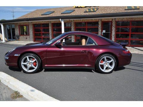 2007 Porsche 911 Carrera 4 Cabriolet Data, Info and Specs