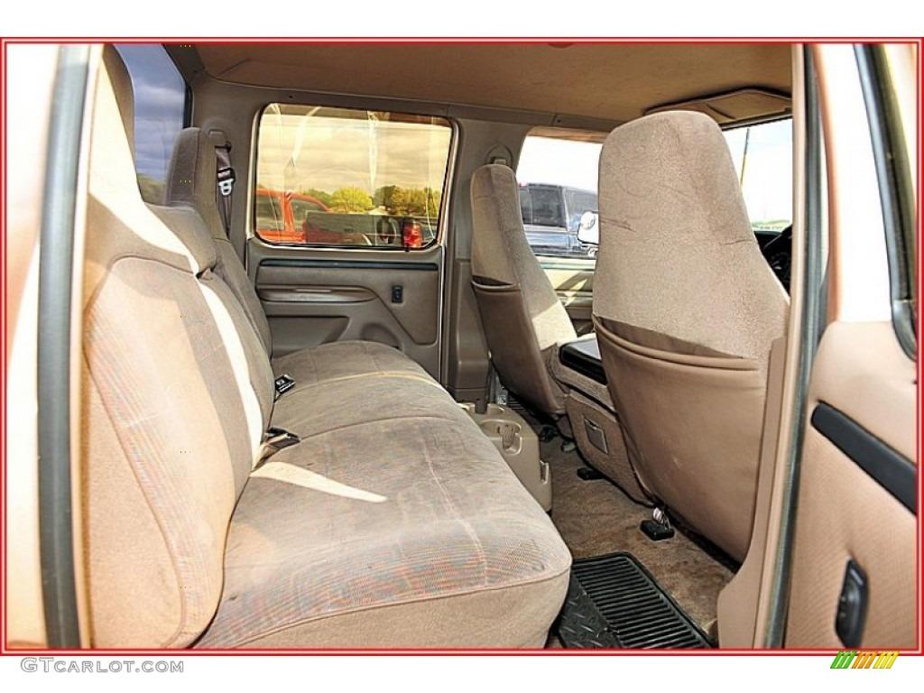 1996 ford f350 xlt crew cab dually interior photo 54996615 gtcarlot com