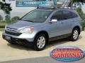 2009 Glacier Blue Metallic Honda CR-V EX-L  photo #1