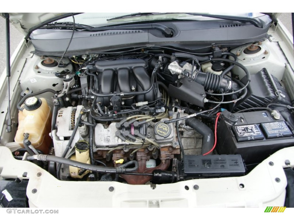 2006 ford taurus se 3 0 liter ohv 12 valve v6 engine photo 54997990