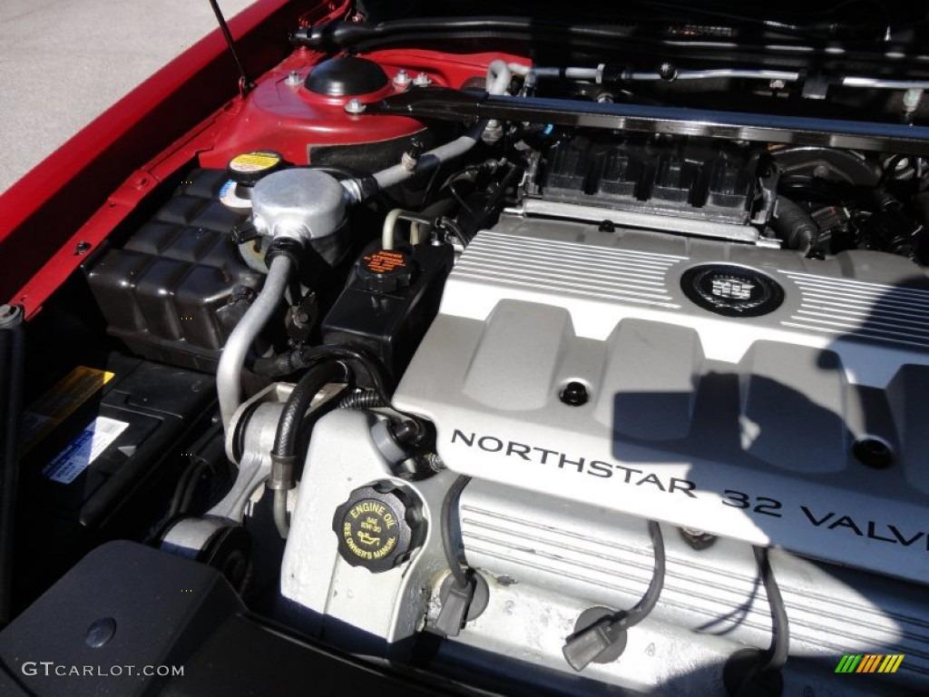 1999 Cadillac Eldorado Coupe 4.6L DOHC 32-Valve Northstar ...