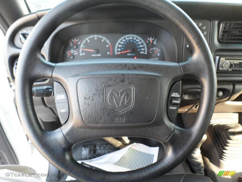 [Steering Wheel Removal 1998 Dodge Ram 1500 Club] - Dodge ...