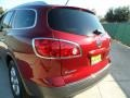 2010 Red Jewel Tintcoat Buick Enclave CXL AWD  photo #21