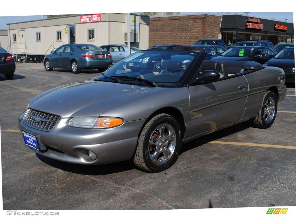 1998 Chrysler Sebring Convertible