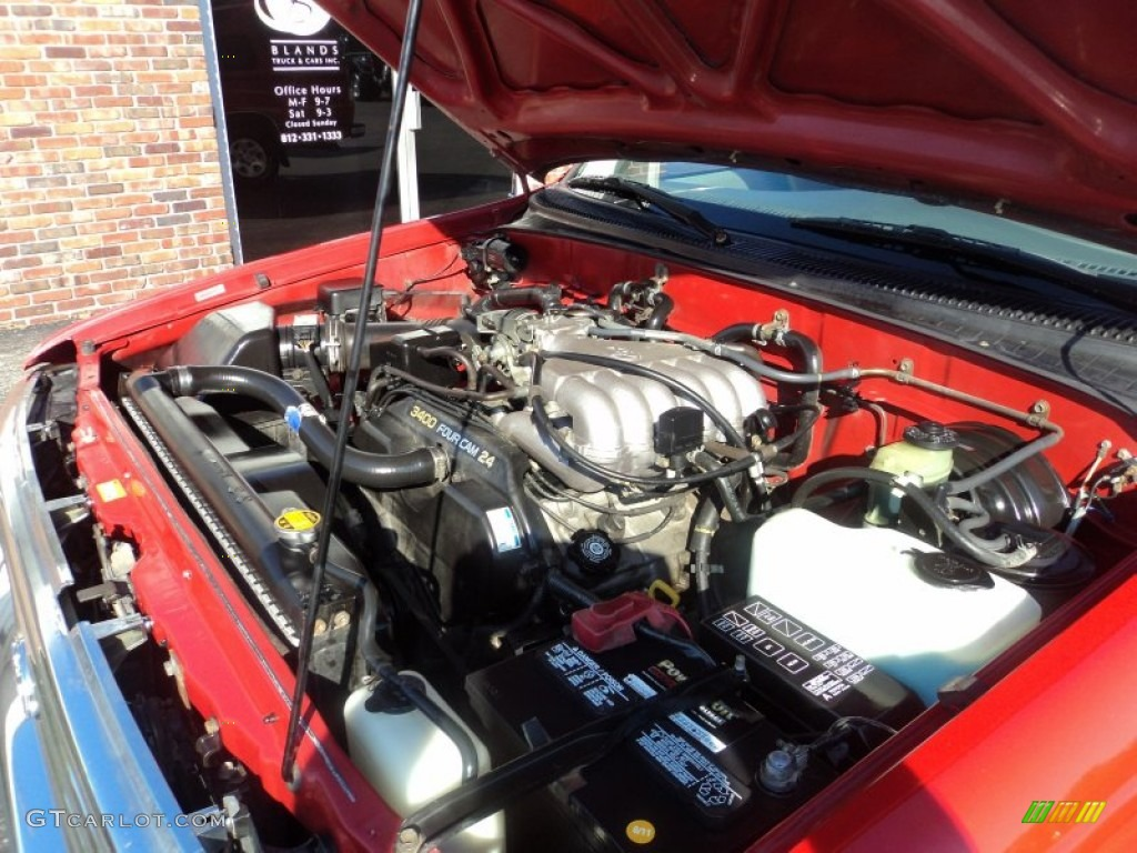 1995 Toyota T100 Truck Sr5 Extended Cab Engine Photos