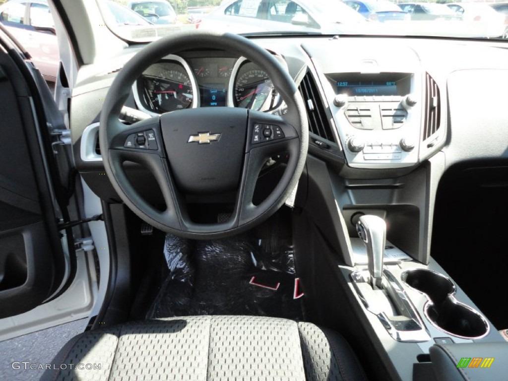 55015228 - 2012 Chevrolet Equinox Ls Awd