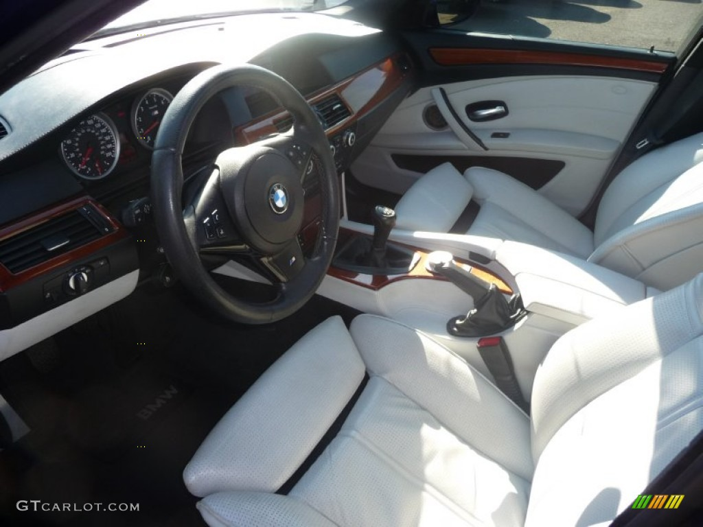 silverstone interior 2008 bmw m5 sedan photo 55023729. Black Bedroom Furniture Sets. Home Design Ideas