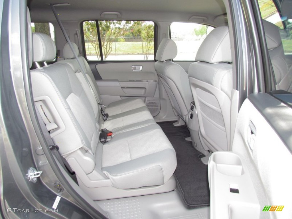 2011 honda pilot lx interior photo 55027536. Black Bedroom Furniture Sets. Home Design Ideas