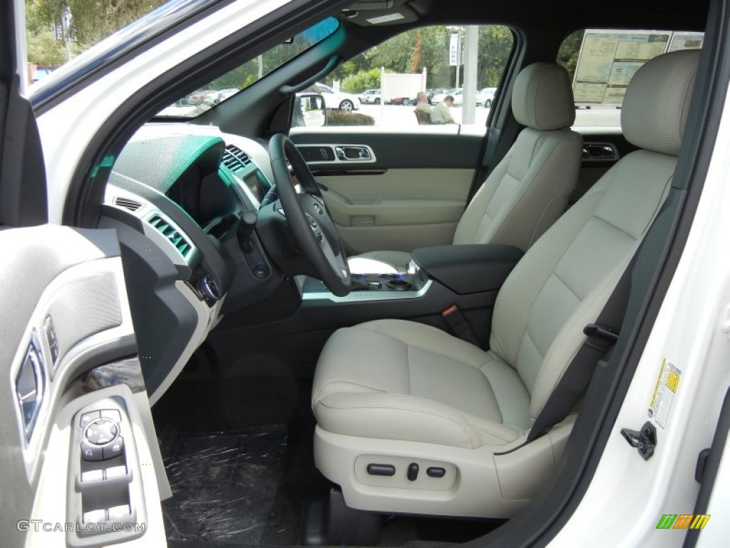 2012 Ford Explorer Limited Interior Photo 55033089