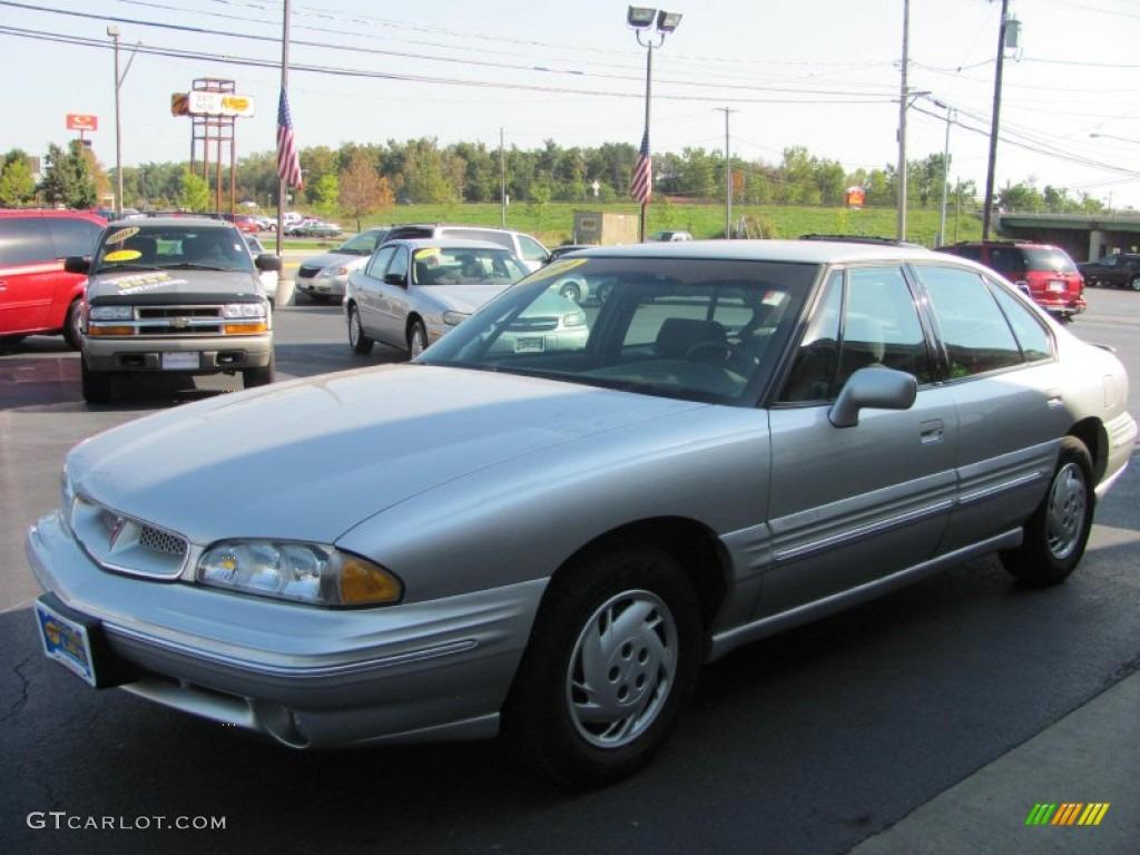 Galaxy Silver Metallic Pontiac Bonneville