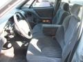 1999 Bonneville SE Dark Pewter Interior