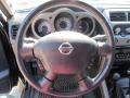 2004 Nissan Xterra Charcoal Interior Steering Wheel Photo