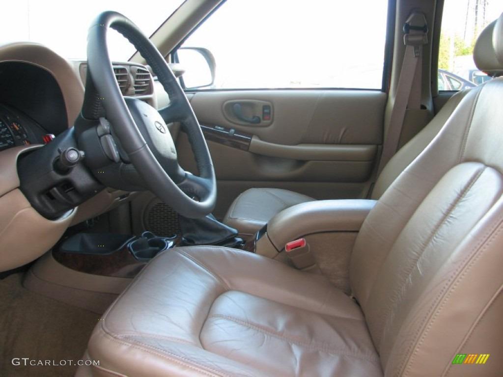 Beige interior 1999 oldsmobile bravada awd photo 55049343