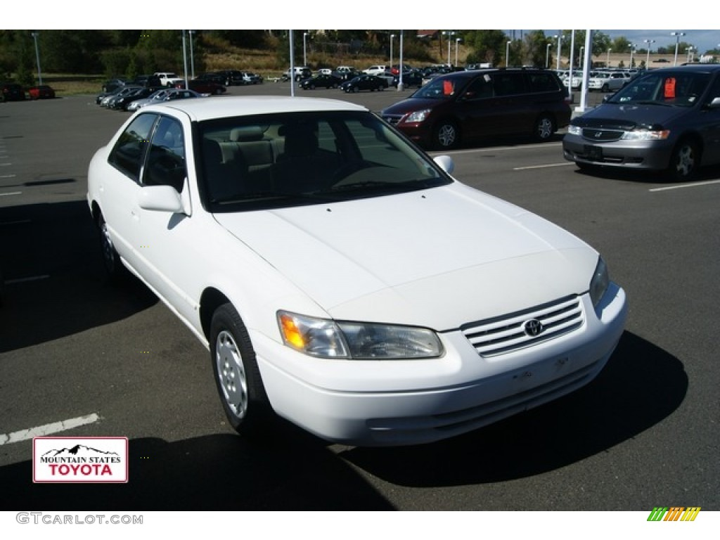 1998 toyota camry white viewing gallery