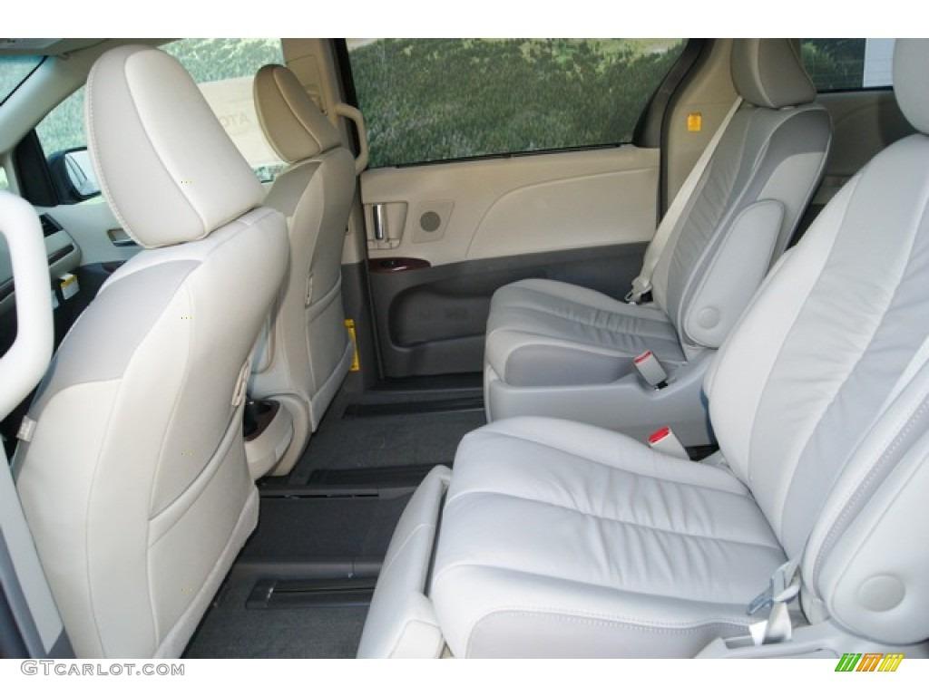 2012 Toyota Sienna Limited Awd Interior Photo 55056816