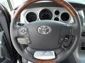 Graphite Steering Wheel Photo for 2012 Toyota Tundra #55060074