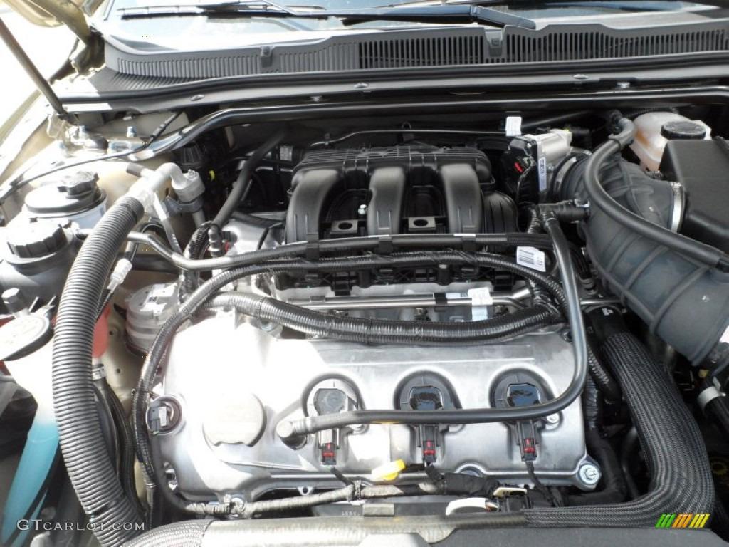 2012 Ford Taurus Sel 3 5 Liter Dohc 24