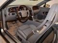 2009 Continental GTC  Porpoise Interior