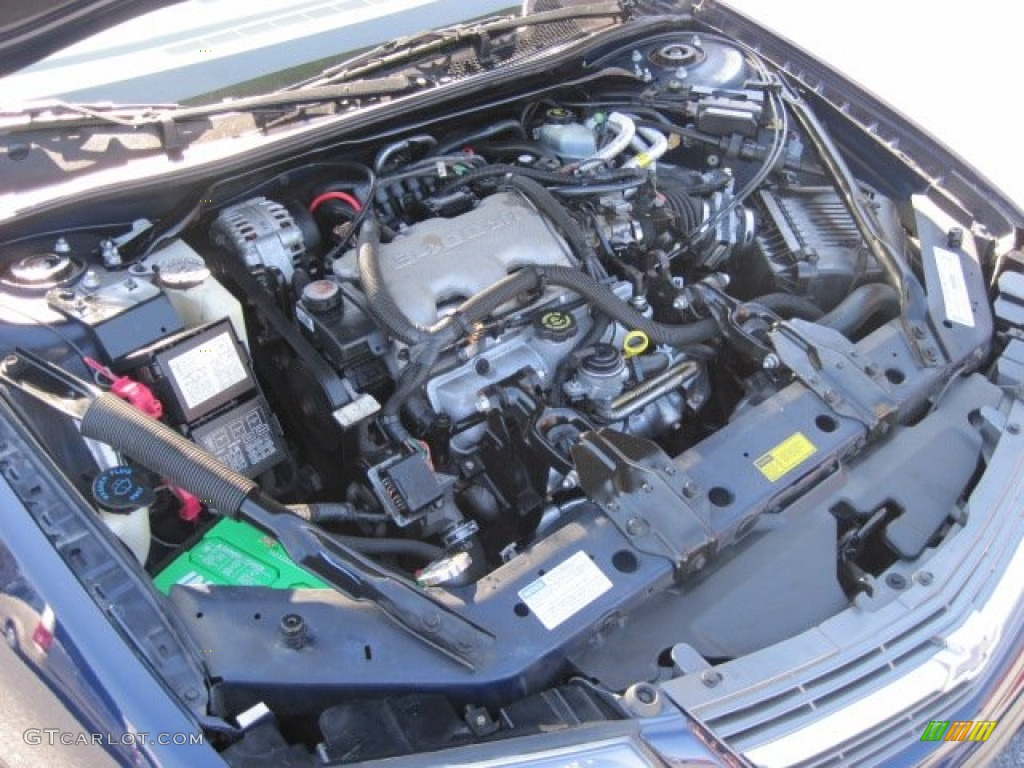 engine diagram of a 2003 impala 3 4 liter