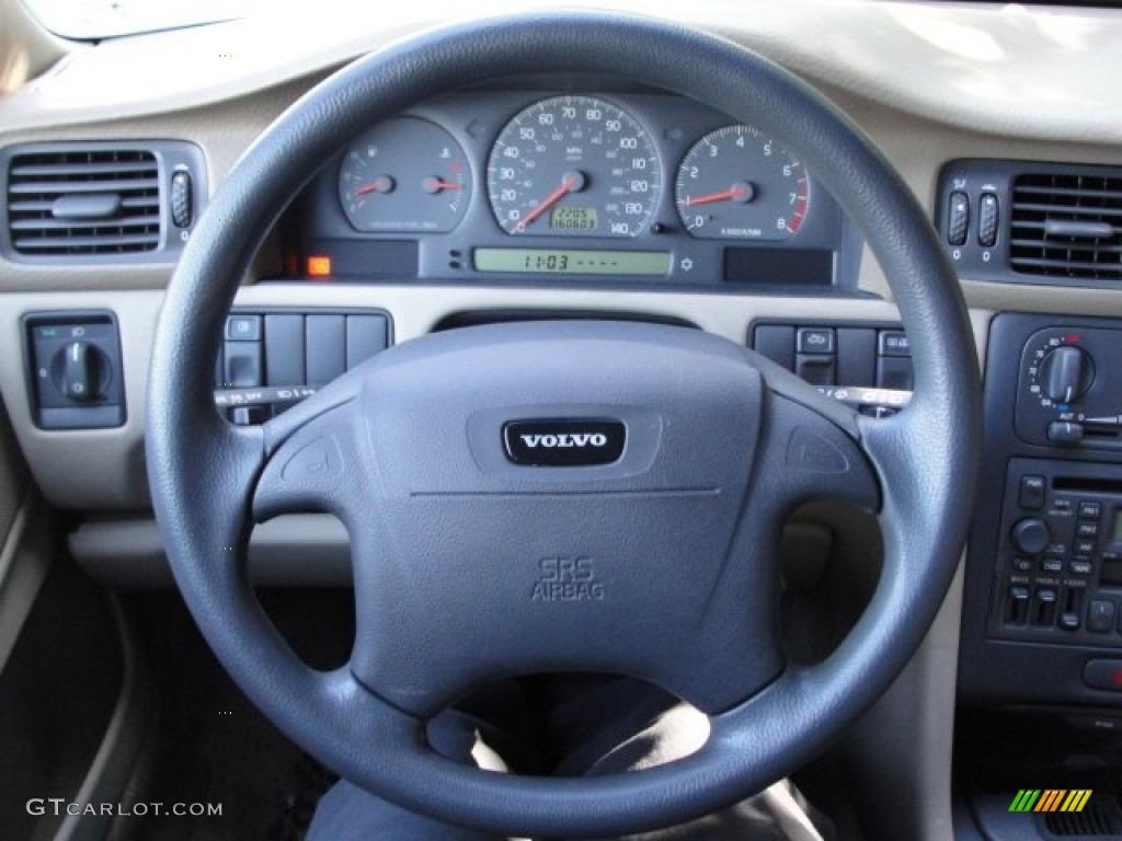 on 2000 Volvo Turbo Wagon R