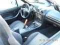 2003 MX-5 Miata Roadster Black Interior