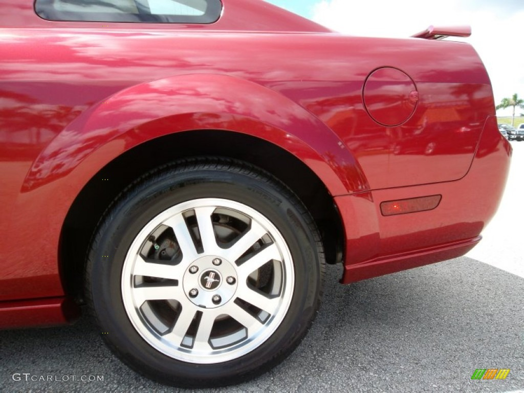2006 Ford Mustang GT Premium Coupe Wheel Photo #55073757