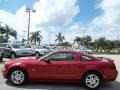 Redfire Metallic 2006 Ford Mustang GT Premium Coupe Exterior