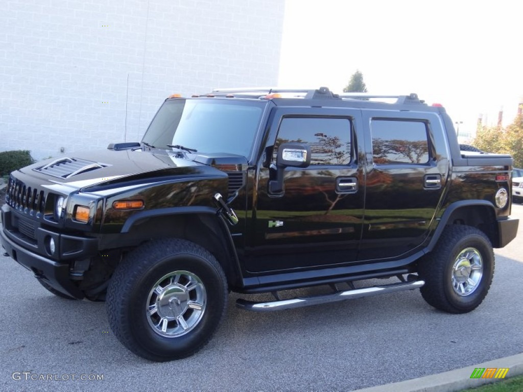 black hummer h2 cars - photo #28