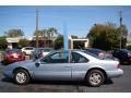 K1 - Light Denim Blue Metallic Ford Thunderbird (1997)