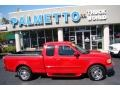 Bright Red 2000 Ford F150 Gallery