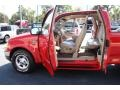 Medium Parchment 2000 Ford F150 Interiors