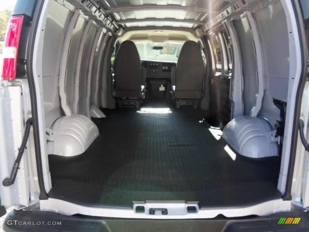 2012 Chevrolet Express 2500 Cargo Van interior Photo #55086538 ...