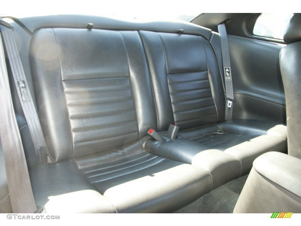 2001 Ford Mustang Gt Coupe Interior Photo 55089298