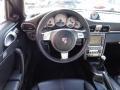Black 2008 Porsche 911 Carrera S Coupe Steering Wheel