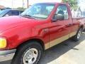 Toreador Red Metallic - F150 XL Heritage Regular Cab Photo No. 2