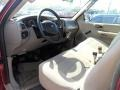 2004 F150 XL Heritage Regular Cab Tan Interior