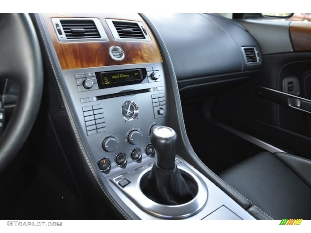 2005 aston martin db9 coupe 6 speed manual transmission photo